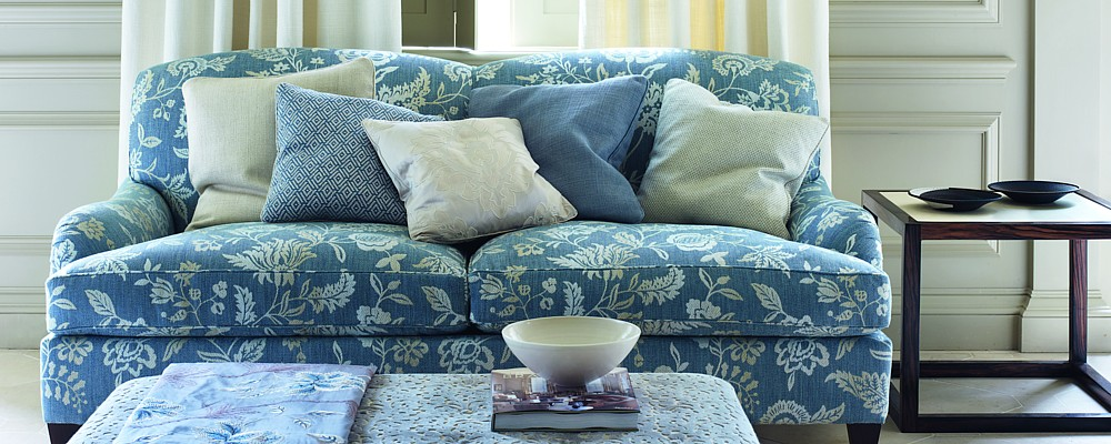 Colefax & Fowler Soft Furnishings