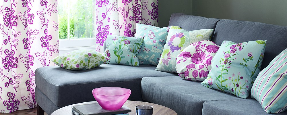 Jane Churchill Soft Furnishings
